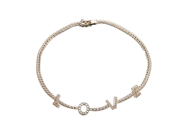 Diamond Bracelet-Love