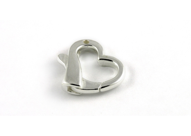 Heart Clasp-Large