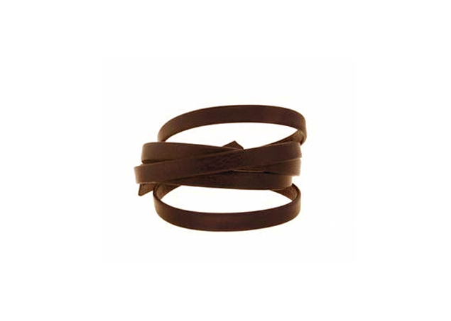 3mm Nappa Leather Cord-Flat