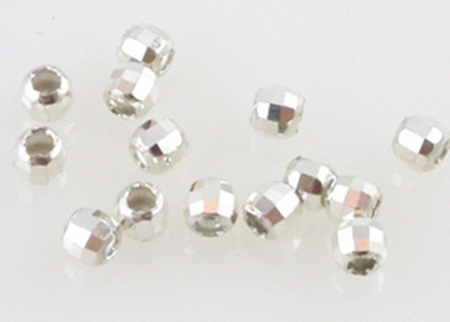 Cylinder Bead-Diamond Cut