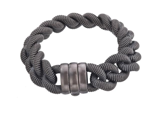 Bracelet Chain Rodium Plated
