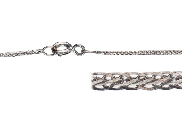 1mm Spiga Chain