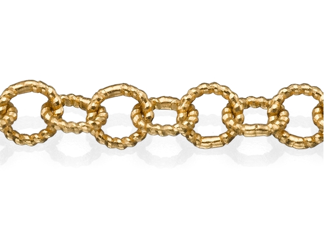 2mm Fancy Chain-By The Foot