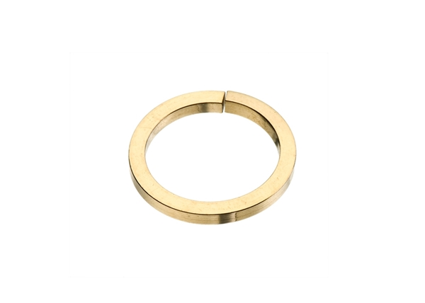 Square Wedding Band Blanks