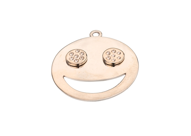 Smiley Pendant For Settings