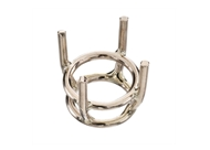 Round Wire Diamond Settings