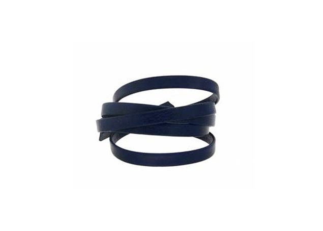 4mm Nappa Leather Cord-Flat