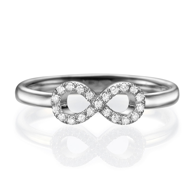 Ifinity Ring 0.175 CT TW