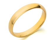 Picture of 3mm Comfort Fit Wedding Bands