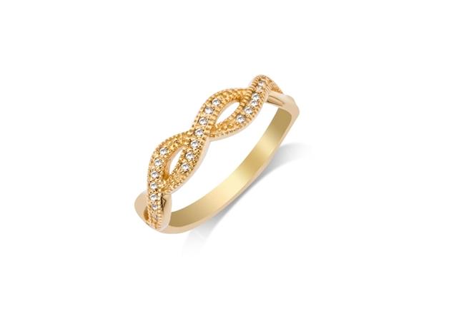 Picture of Diamond Bride Anniversary Ring