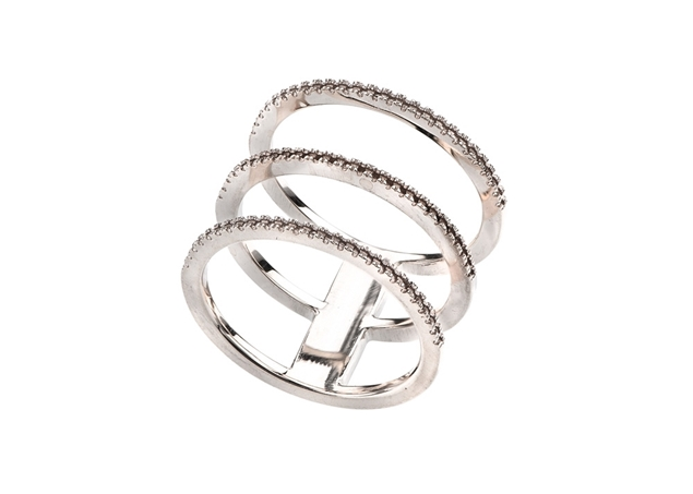 Picture of Stackable Diamond Rings
