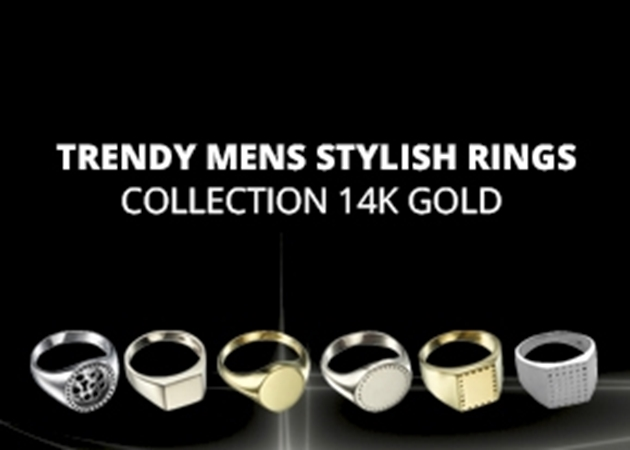 Picture for category MENS RINGS