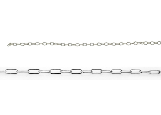 Picture for category Sterling Silver Cable Chain
