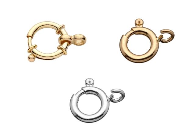 Изображение для категории Застёжка пружинное кольцо