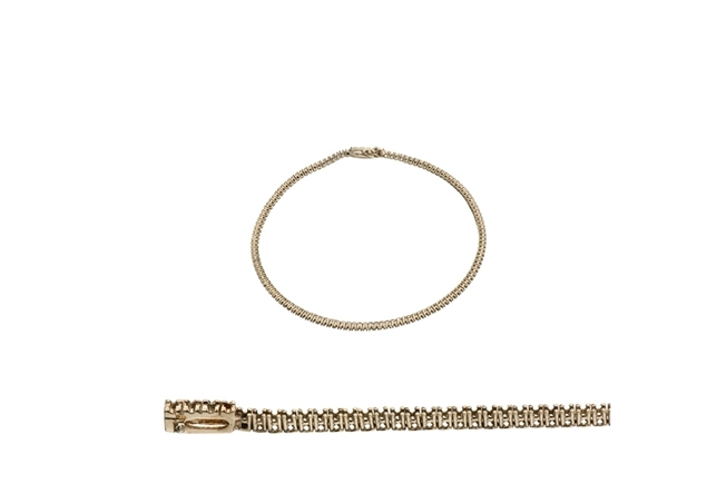 Picture of Tennis Bracelet Diamond-Light