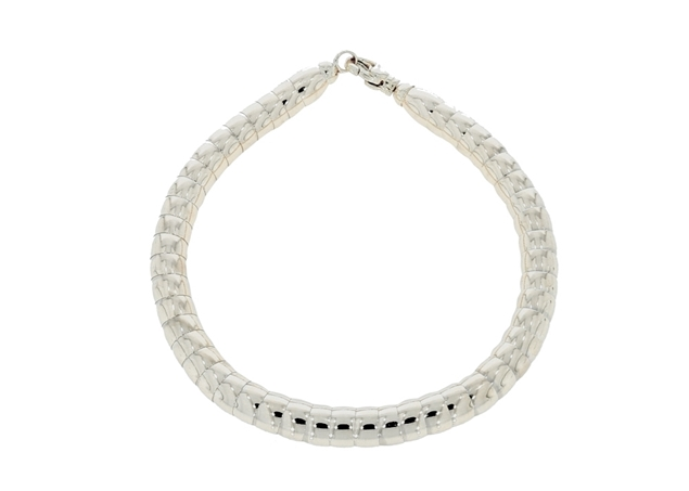 Picture of 6mm Flexible Snake Necklace