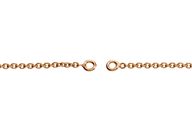 1.2mm Cable Chain Necklace