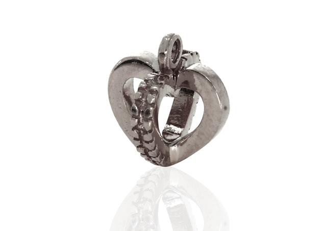 2 Heart Pendant