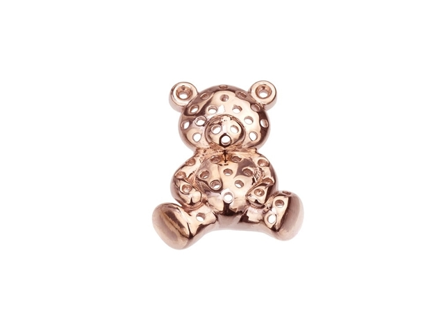 16x13mm Teddy Bear Pendant