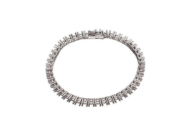 Tennis Bracelet-Round