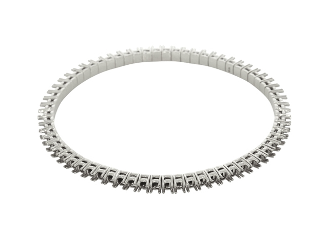 Flexible Tennis Bracelet