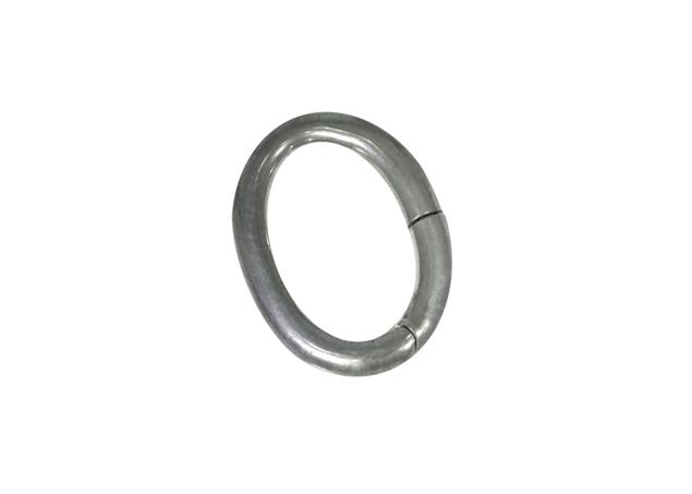 תמונה של מנעול טבעת אובלי