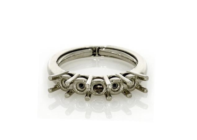 Picture of Stone Diamond Ring Multi Diam