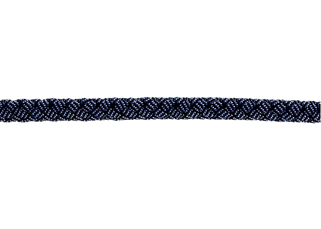 Изображение Jeans Cotton Braided Cord - 1 Meter