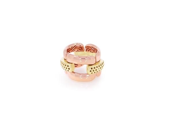 תמונה של טבעת חוליות גמישה לשיבוץ