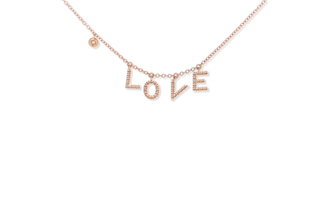 Picture of Love Chain for Setting