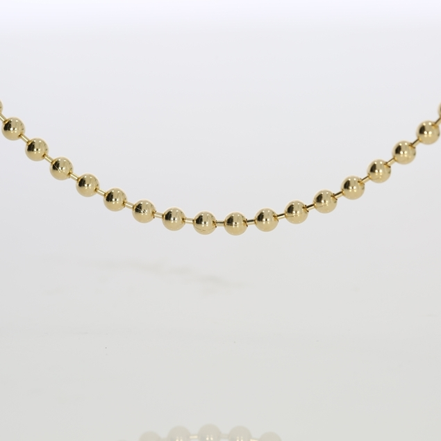Picture of 3mm Ball Chain by the Foot